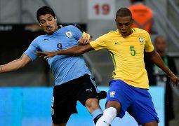 البرازيل في مواجهة جديدة مع الأوروغواي على أرضهم