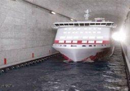 التحضير لبناء أول  نفق للسفن في العالم في النروج