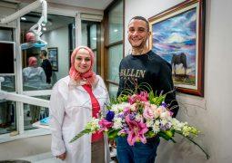 أحمد الفيشاوي يضع ثقته بالدكتورة أروى عطا الله