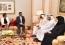 محمد بن راشد يبحث مع رئيس سيشل العلاقات الثنائية بين البلدين وسبل تعزيزها