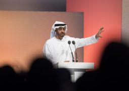 ولي عهد أبوظبي يلقي الكلمة الرئيسية في مجلس محمد بن زايد لأجيال المستقبل