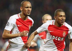 موناكو  في ربع نهائي دوري أبطال أوروبا