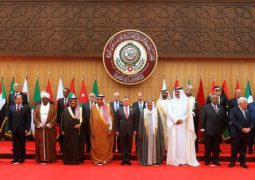 اختتام أعمال القمة العربية في الأردن  التي حرص على حضورها محمد بن راشد