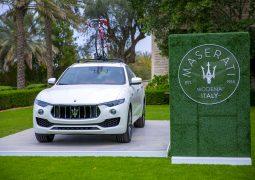 مازيراتي تدخل سوق السيارات الرياضية متعددة الاستعمالات