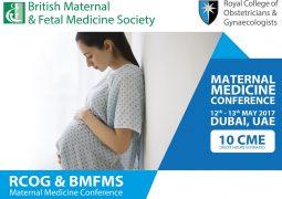 مؤتمر طب الأمومة يعقد في دبي