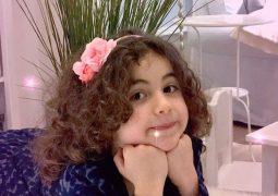 بالفيديو ميلا طفلة سورية دنماركية ترى نفسها نجمة عالمية
