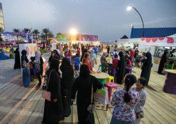 "بالفيديو انطلاق مهرجان ""ام الامارات"" وسط حضور جماهيري كبير"