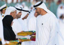محمد بن زايد: «أم الشـهيد» معلمة الرجال.. وصانعــة الأبطال.. وملهمة الأجيال