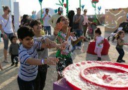 """""""مهرجان أم الإمارات"""" يستقبل أكثر من 40 ألف زائر خلال أيامه الثلاثة الأولى"""