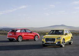 """""""علي وأولاده أودي"""" تطلق Audi Q2 الجديدة كلياً في أبوظبي والعين"""