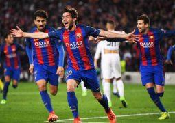 برشلونة يمطر أهدافاً في مرمى أوساسونا