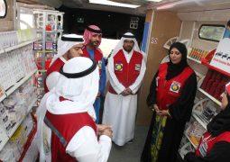 افتتاح مستشفى الإمارات الميداني المتحرك في زنجبار لعلاج الأطفال والمسنين