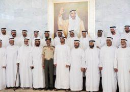محمد بن زايد: قواتنا المسلحة أثبتت كفاءة عالية في جميع مهامها