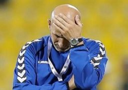 إقالة راضي شنيشل من تدريب المنتخب العراقي