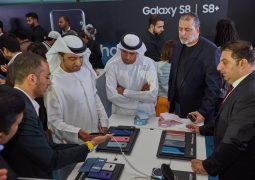 اكتشف إمكانيات جديدة مع سامسونج جالاكسي S8 و S8+