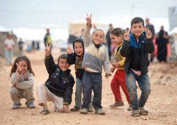 «الإعلام العربي» يتعاون مع «دبي للعطاء» لتعليم أطفال سورية اللاجئين
