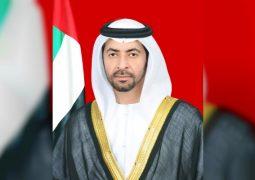 حمدان بن زايد يؤكد إلتزام الإمارات بالمبادئ الإنسانية العالمية ومساندتها للمنكوبين والمحتاجين في كل مكان