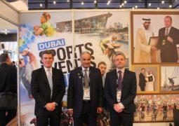 """""""دبي الرياضي"""" يكلف """"ديلويت"""" بدراسة بحثية جديدة"""