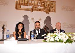 بالصور انطلاق برنامج ذا مايك ستار من مصر