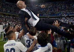 ريال مدريد وزيدان .. المديح لمن غير التاريخ