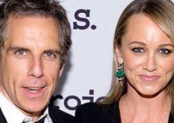 كريستين تيلور و بن ستيلر  يقرران الانفصال بعد 18 عاما زواج