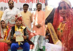 وزير هندي يقدم عصيا لـ 700 عروس لضرب أزواجهن
