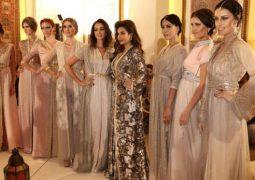 مجموعة سلمى بن عمر الجديدة للقفطان المغربي