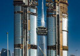 """""""إعمار"""" تنجز تحفتها الهندسية الجديدة """"سكاي بريدج"""" في وسط مدينة دبي"""