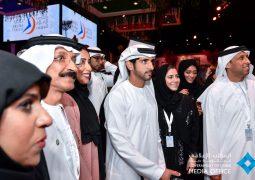 حمدان بن محمد: منتدى الإعلام العربي بيتاً للإعلاميين العرب
