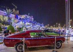 """معرض """"السيارات الكلاسيكية"""" في مارينا مول أبوظبي"""