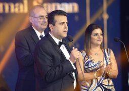 المنتج جمال سنّان يتسلّم موريكس أفضل منتج عربيّ في بيروت!