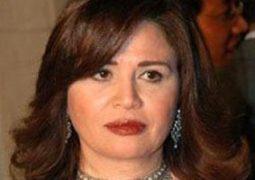 """إلهام شاهين : """"عاشت سوريا الحبيبة ومصر أم الدنيا"""""""