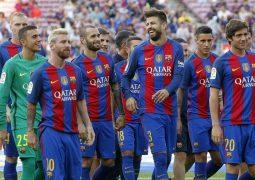 برشلونة يممدّ التشويق في مسلسل الليغا