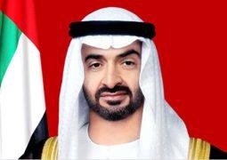 محمد بن زايد : القوات المسلحة تسهم بفاعلية في استقرار المنطقة وحفظ السلام في العالم
