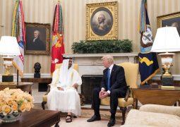 محمد بن زايد: الإمارات مستعدة للعمل مع أميركا والمجتمع الدولي لتعزيز أمن المنطقة