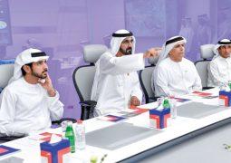 محمد بن راشد: أمن مجتمع الإمــارات وإسعاده هدف استراتيجي وهاجس يومـي لدينا