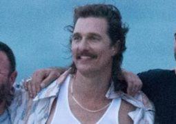 """ماثيو ماكونهى ينتهى من تصوير فيلمه الجديد """" White Boy Rick """""""