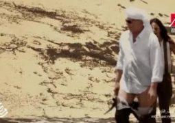 هجوم شديد على الفنان محمود حميدة بعد ظهوره مع رامز جلال