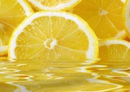 الليمون هو الفاكهة الصحية الأولى.