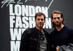 أسبوع لندن للأزياء الرجاليّة