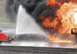 """طلاب أتراك يخترعون """"روبوتاً"""" لمكافحة الحرائق"""