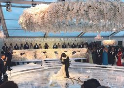 زفاف أسطوري لنجل السيدة الأغنى في إفريقيا… والعروس حسناء من إيران!