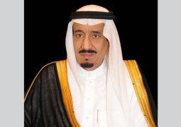 خادم الحرمين الشريفين يوجه بمراعاة الحالات الإنسانية للأسر المشتركة السعودية القطرية