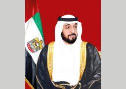خليفة يوجه بمراعاة الحالات الإنسانية للأسر المشتركة الإماراتية والقــطرية