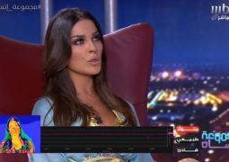 نادين نجيم  سيرين عبد النور (أمرت متابعينها بالهجوم علي)