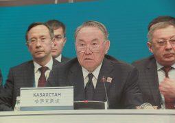 """قمة منظمة """"شنغهاي"""" برئاسة نزارباييف في أستانا"""