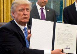 مرسوم ترامب حول الهجرة يدخل حيّز التنفيذ جزئيّاً