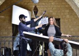 نيكول سابا:للمنارة_ مصر صناعة مهمة للفن.. وأنا سبقت الجميع