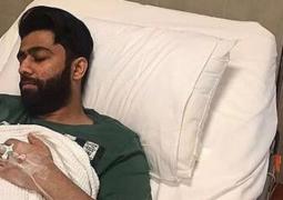 خالد بوصخر يتجاوز أزمته الصحية
