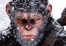 """War for the Planet of the Apes"" على قمة شباك التذاكر بـ102 مليون دولار"